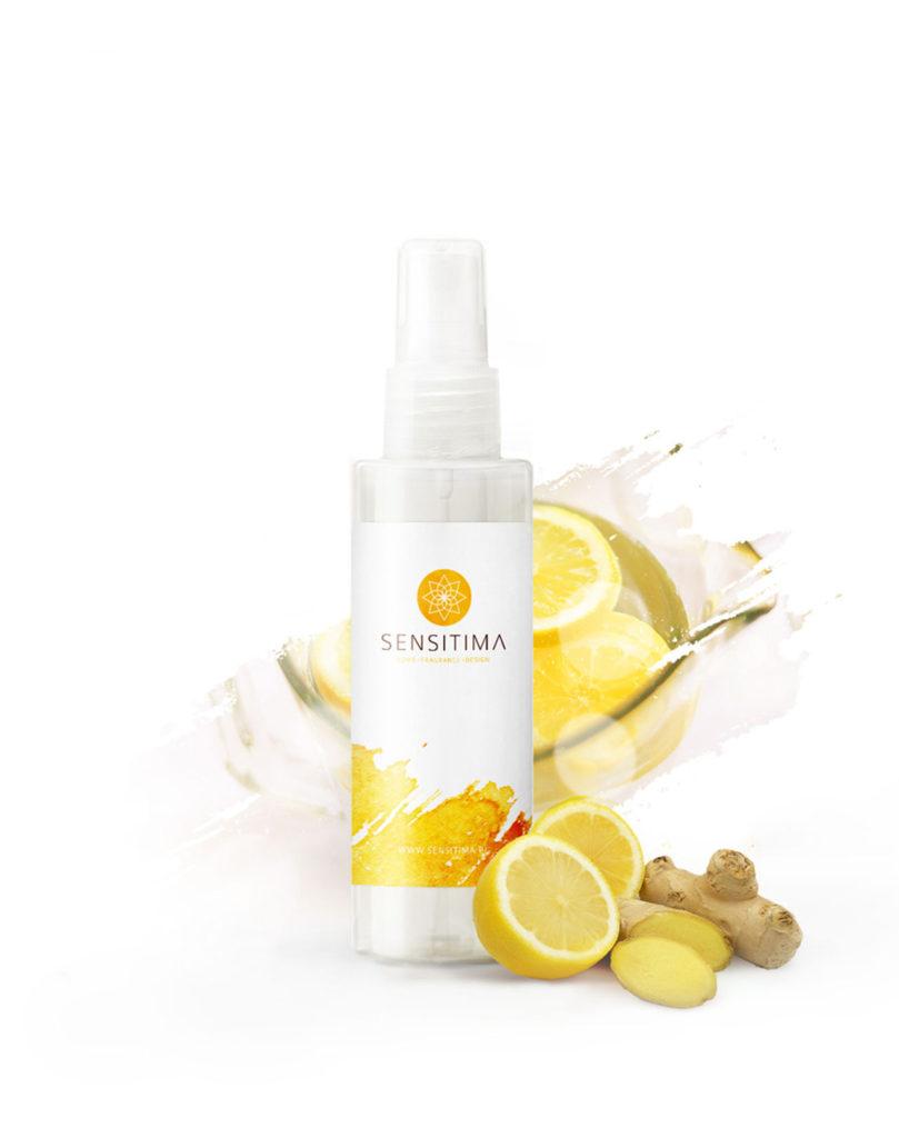 Cytryna & Imbir Spray Zapachowy